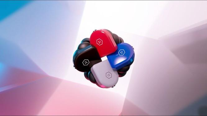 Tai nghe thể thao true wireless nhẹ nhất thế giới, pin 22 tiếng, driver Beryllium, giá từ 5,3 triệu đồng ảnh 2