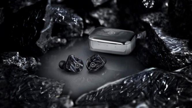 Tai nghe thể thao true wireless nhẹ nhất thế giới, pin 22 tiếng, driver Beryllium, giá từ 5,3 triệu đồng ảnh 8