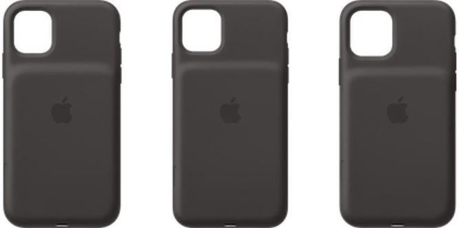iPhone 11 sắp được Apple trang bị ốp lưng kiêm sạc