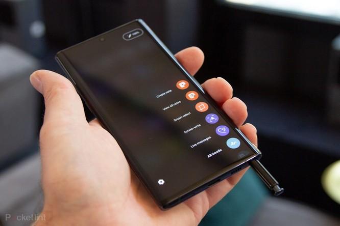 5 smartphone Android, vô đối, chơi game, khỏi bàn