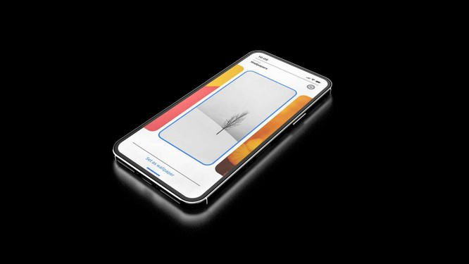 Mẫu iPhone 12 Pro Max không 'tai thỏ' đẹp hút hồn