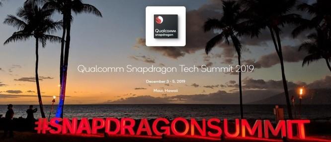 Qualcomm sẽ trình làng vi xử lý Snapdragon 865 vào đầu tháng tới ảnh 1