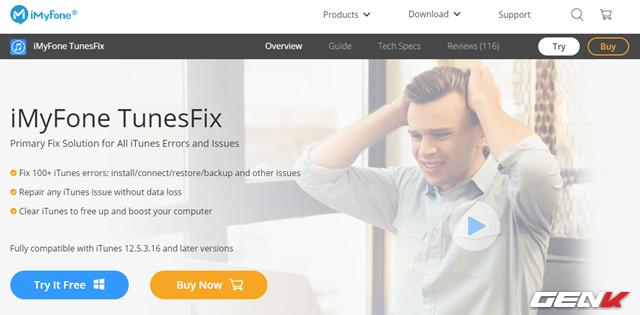Giải pháp đơn giản giúp fix hơn 100 lỗi có thể gặp với iTunes trên Windows 10 - Ảnh 2.