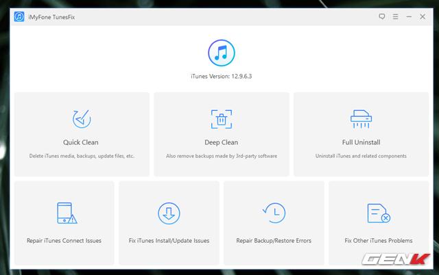 Giải pháp đơn giản giúp fix hơn 100 lỗi có thể gặp với iTunes trên Windows 10 - Ảnh 5.
