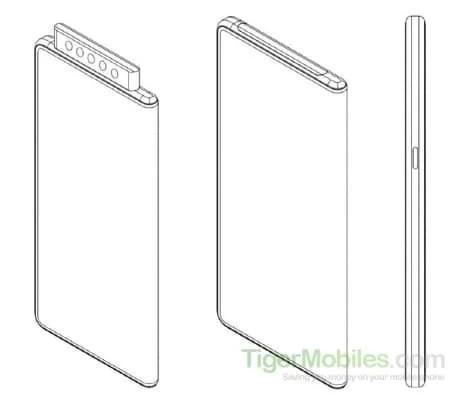 Xiaomi được cấp bằng sáng chế cho smartphone màn hình gập với cụm 5 camera selfie pop-up ảnh 2