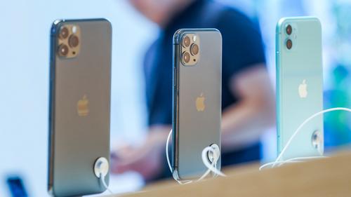 Bộ ba iPhone 11 dày nhất trong số những iPhone ra mắt những năm gần đây. Ảnh: Nikkei.