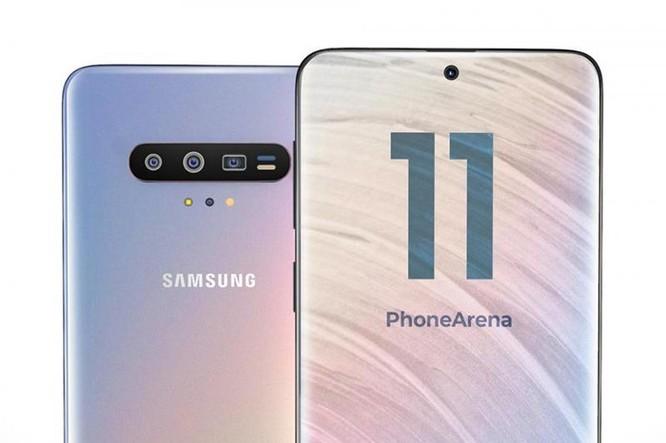 Samsung Galaxy S11, iPhone 11, Samsung, Galaxy S11