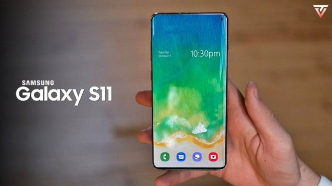 Thế hệ Galaxy S11 sẽ được nâng cấp mạnh mẽ về dung lượng pin ảnh 1