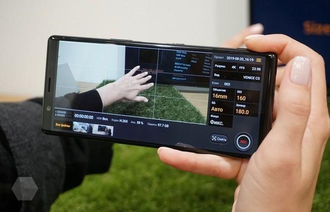 Sony sẽ bán Xperia 5 vào tháng 12, giá 20 triệu tặng quà 3 triệu ảnh 3