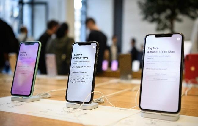 Các mẫu iPhone 11. (Nguồn: Getty Images)