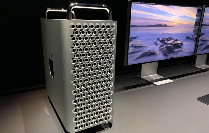Apple xác nhận sắp phát hành ra thị trường siêu máy tính Mac Pro ảnh 1