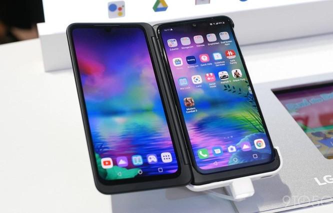 LG Electronics ra mắt smartphone màn hình gập tại Nhật Bản ảnh 1