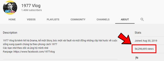 Nghe đồn 1977 Vlog xóa hết video, dân tình nháo nhác ngay trong đêm vì khó hiểu - Ảnh 2.