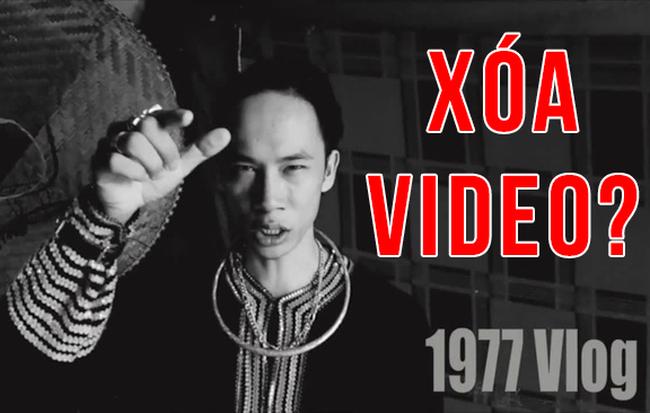 Nghe đồn 1977 Vlog xóa hết video, dân tình nháo nhác ngay trong đêm vì khó hiểu ảnh 1