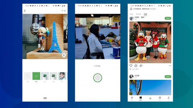 Ứng dụng xã hội vừa được Tencent hồi sinh là nồi lẩu thập cẩm của Facebook, Instagram, và Tinder - Ảnh 1.