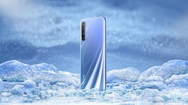 Realme X50 5G lộ ảnh báo chí ấn tượng ảnh 1