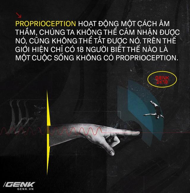 Giải mã những bí ẩn về proprioception, giác quan thứ sáu của tất cả chúng ta - Ảnh 3.