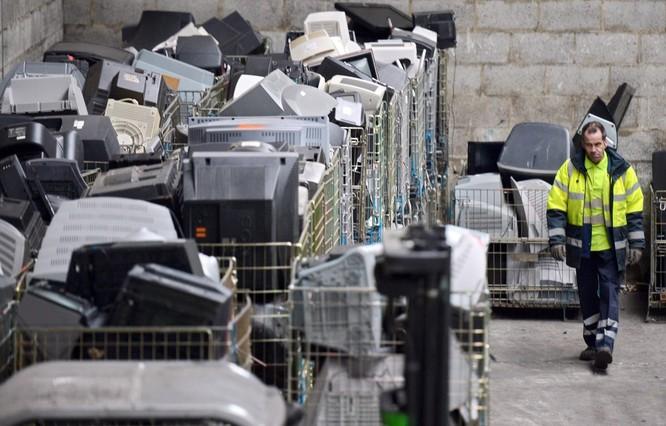 Thái Lan cấm nhập khẩu rác thải điện tử và rác thải nhựa ảnh 1