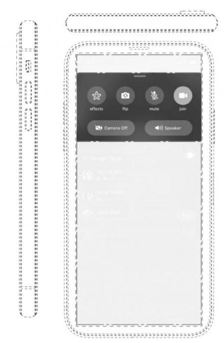 Một bằng sáng iPhone không