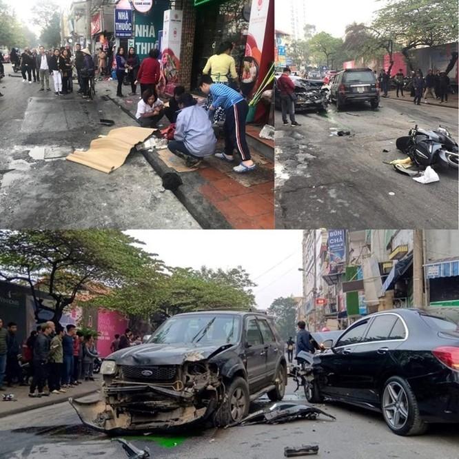 Nhiều vụ 'ma men' lái xe gây tai nạn chết người ở HN năm 2019