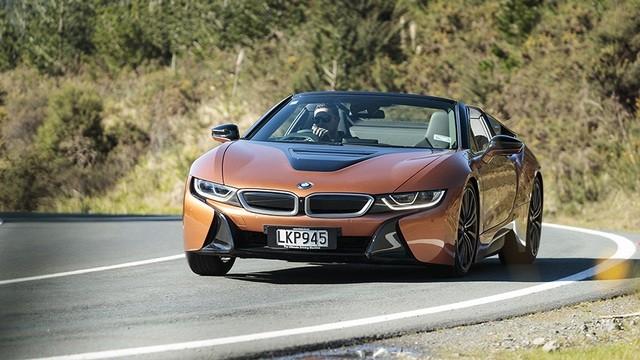 BMW chính thức khai tử i8 ảnh 1