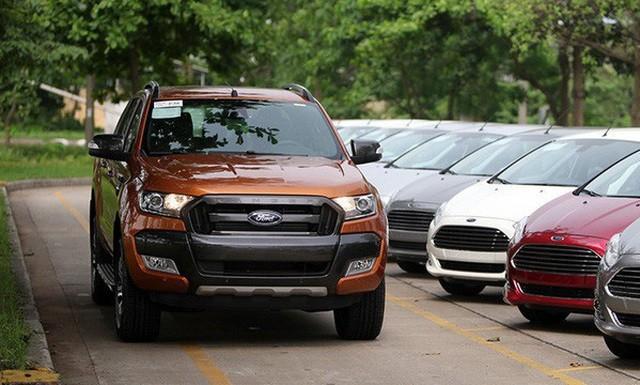 Không còn lắp ráp Focus và Fiesta, Ford Việt Nam buộc phải tham gia sâu hơn vào cuộc chơi SUV và pick-up.