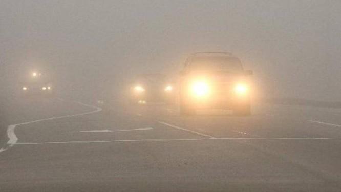 Lái xe gặp phải sương mù cần chú ý điều gì để đảm bảo an toàn? ảnh 6