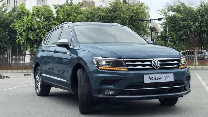Volkswagen là tập đoàn ô tô bán chạy thứ 2 thế giới