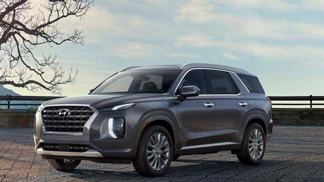 Hyundai Palisade, mẫu xe hứa hẹn với nhiều đổi mới của tập đoàn Hyundai trong năm 2020