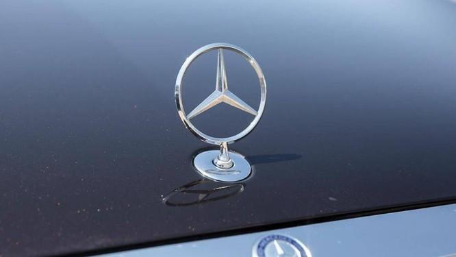 Không có gì bất ngờ khi Mercedes-Benz tiếp tục đứng trong top 10