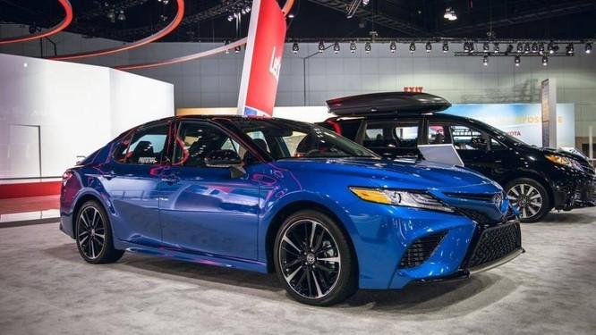 Công nghệ chống nhầm chân ga mới của Toyota sẽ ra mắt vào hè năm nay