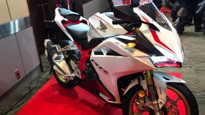 Honda CBR250RR 2020 lộ thiết kế mới với nhiều thay đổi ảnh 2