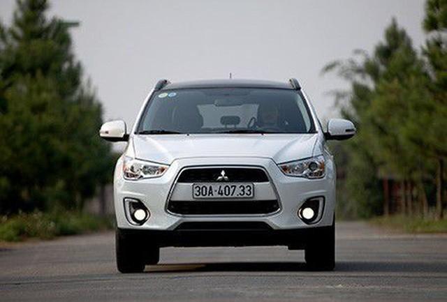 """Mitsubishi Việt Nam tiếp tục """"mở hàng"""", triệu hồi Triton và Outlander Sport ảnh 3"""