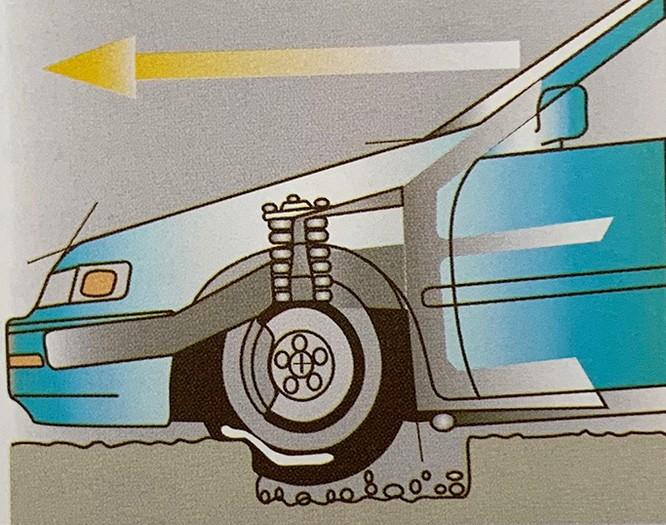 Những kiểu va chạm ôtô khiến túi khí không bung ảnh 4