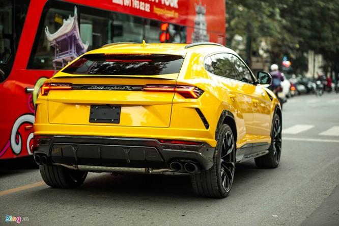 Chi tiết Lamborghini Urus thứ 7 về Việt Nam, nhiều tùy chọn đáng giá ảnh 2