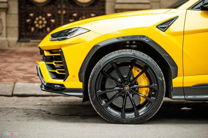 Chi tiết Lamborghini Urus thứ 7 về Việt Nam, nhiều tùy chọn đáng giá ảnh 5