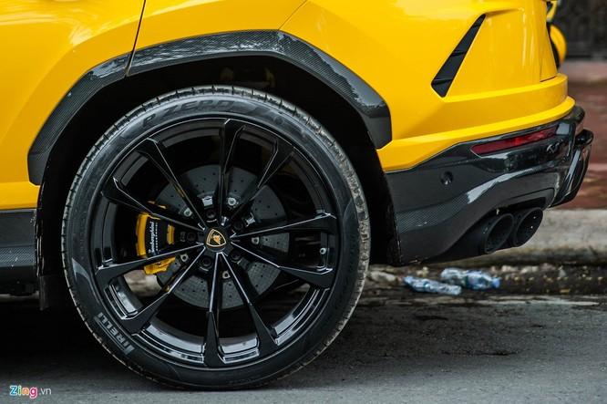 Chi tiết Lamborghini Urus thứ 7 về Việt Nam, nhiều tùy chọn đáng giá ảnh 6