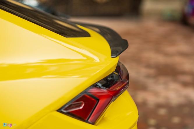 Chi tiết Lamborghini Urus thứ 7 về Việt Nam, nhiều tùy chọn đáng giá ảnh 8