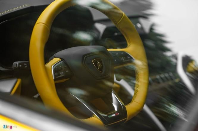 Chi tiết Lamborghini Urus thứ 7 về Việt Nam, nhiều tùy chọn đáng giá ảnh 9