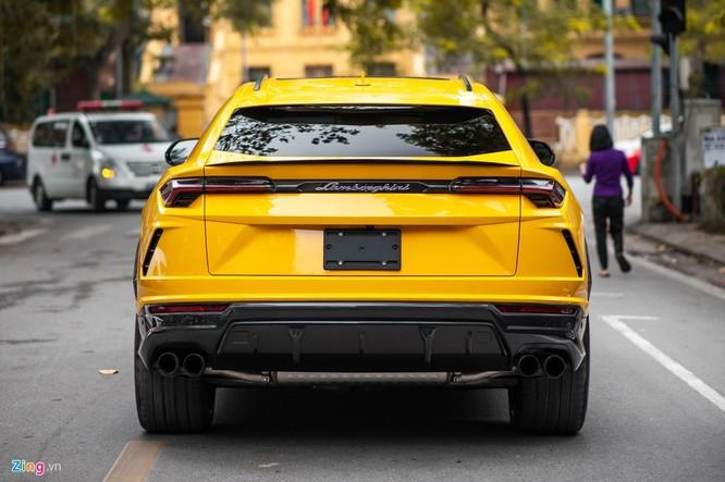 Chi tiết Lamborghini Urus thứ 7 về Việt Nam, nhiều tùy chọn đáng giá ảnh 10