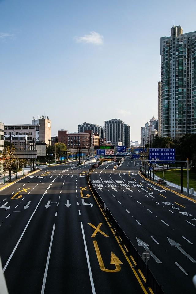 """Bộ ảnh """"thành phố ma"""" của nhiếp ảnh gia người Mỹ mắc kẹt tại Trung Quốc ảnh 7"""