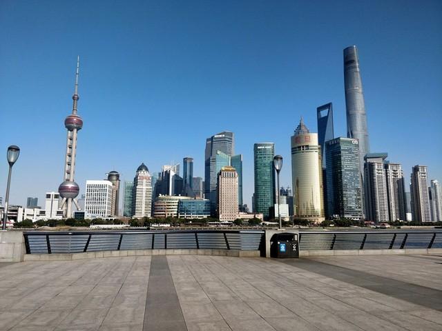 """Bộ ảnh """"thành phố ma"""" của nhiếp ảnh gia người Mỹ mắc kẹt tại Trung Quốc ảnh 9"""