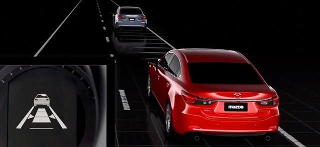 Mazda Việt Nam khẳng định hiện tượng lỗi phanh khẩn cấp chỉ xuất hiện trên phiên bản Premium của mẫu All-New Mazda3 và All-New Mazda3 Sport, không xảy ra đối với các phiên bản khác.