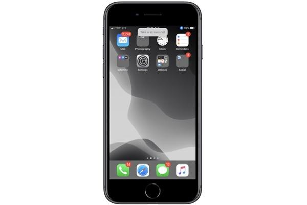 Cách chụp ảnh màn hình iPhone bằng giọng nói ảnh 3