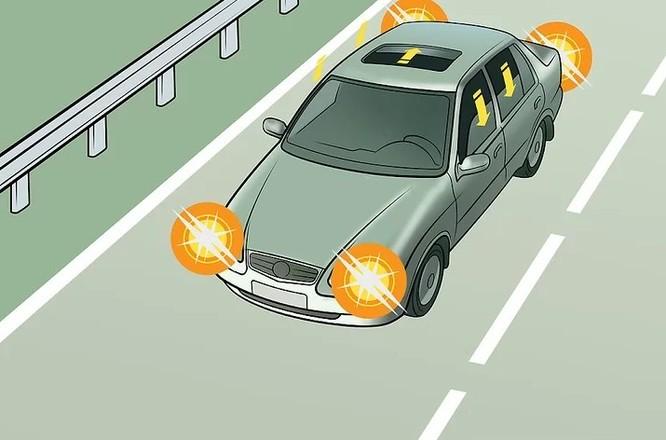 Cách xử lý ô tô mất phanh để tránh tai nạn thảm khốc ảnh 6