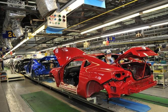 Nhiều nhà sản xuất ô tô Nhật Bản phải tạm ngừng sản xuất do COVID-19. Nguồn: Carscoops.