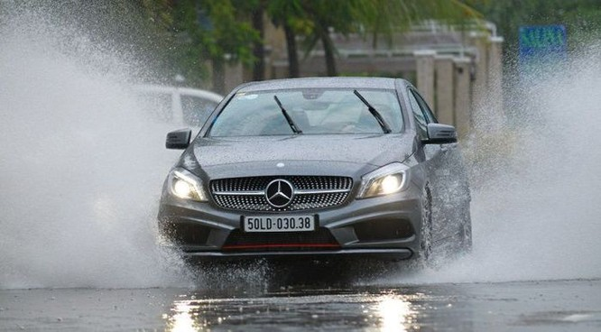 Bỏ túi những lưu ý, kinh nghiệm chăm sóc ô tô vào mùa mưa ảnh 1