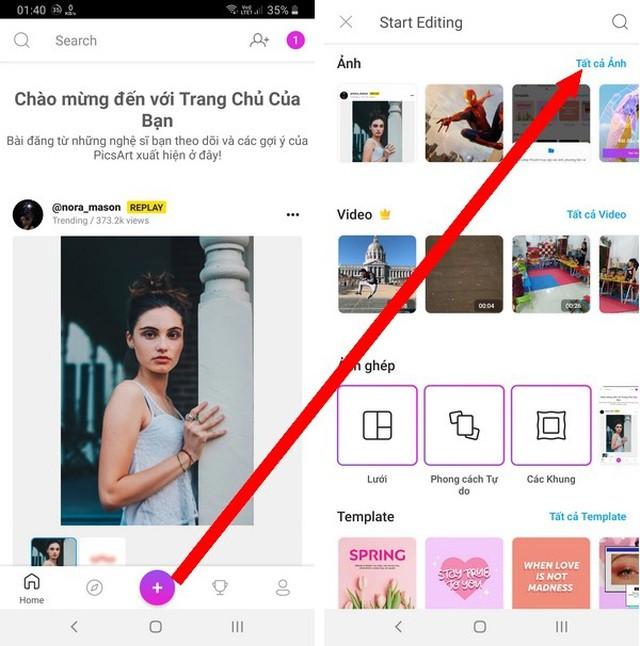 Hướng dẫn tạo ảnh với hiệu ứng đầu to siêu hài hước trên smartphone ảnh 4