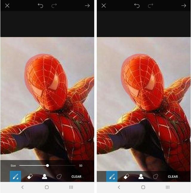 Hướng dẫn tạo ảnh với hiệu ứng đầu to siêu hài hước trên smartphone ảnh 8