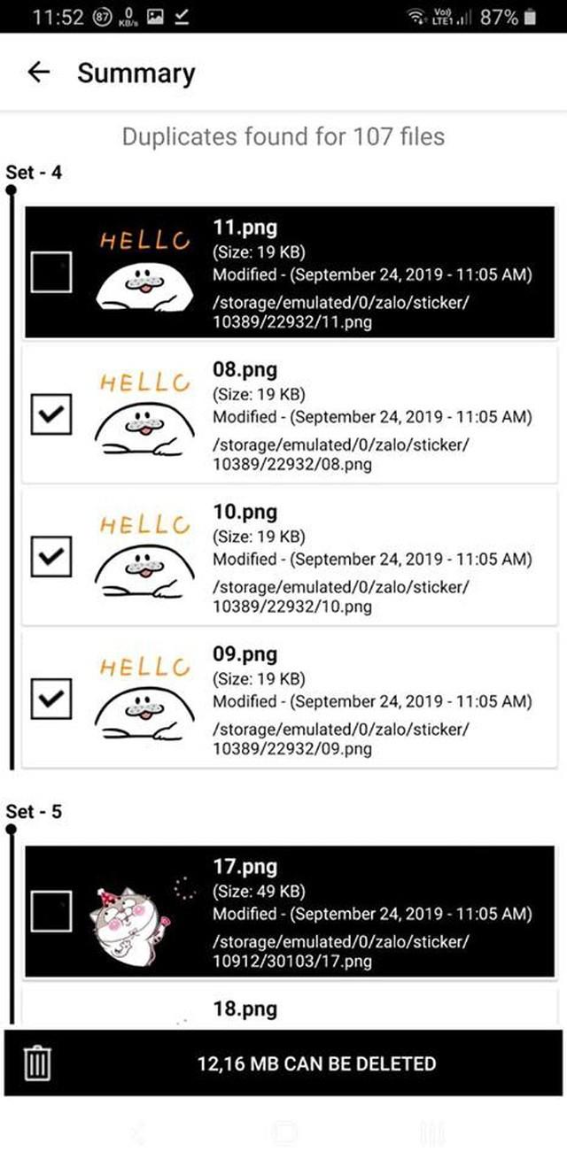 Thủ thuật hữu ích giúp tiết kiệm dung lượng lưu trữ trên smartphone ảnh 3
